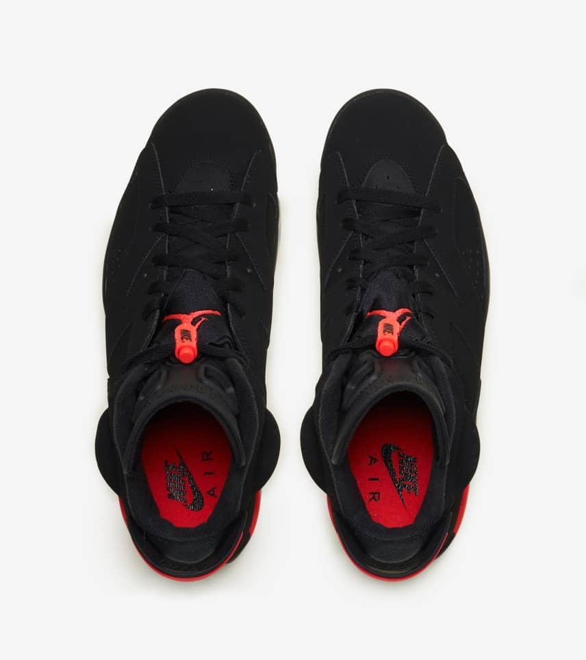 723c7b6cd39 Jordan Retro 6 (Black) - 384664-060