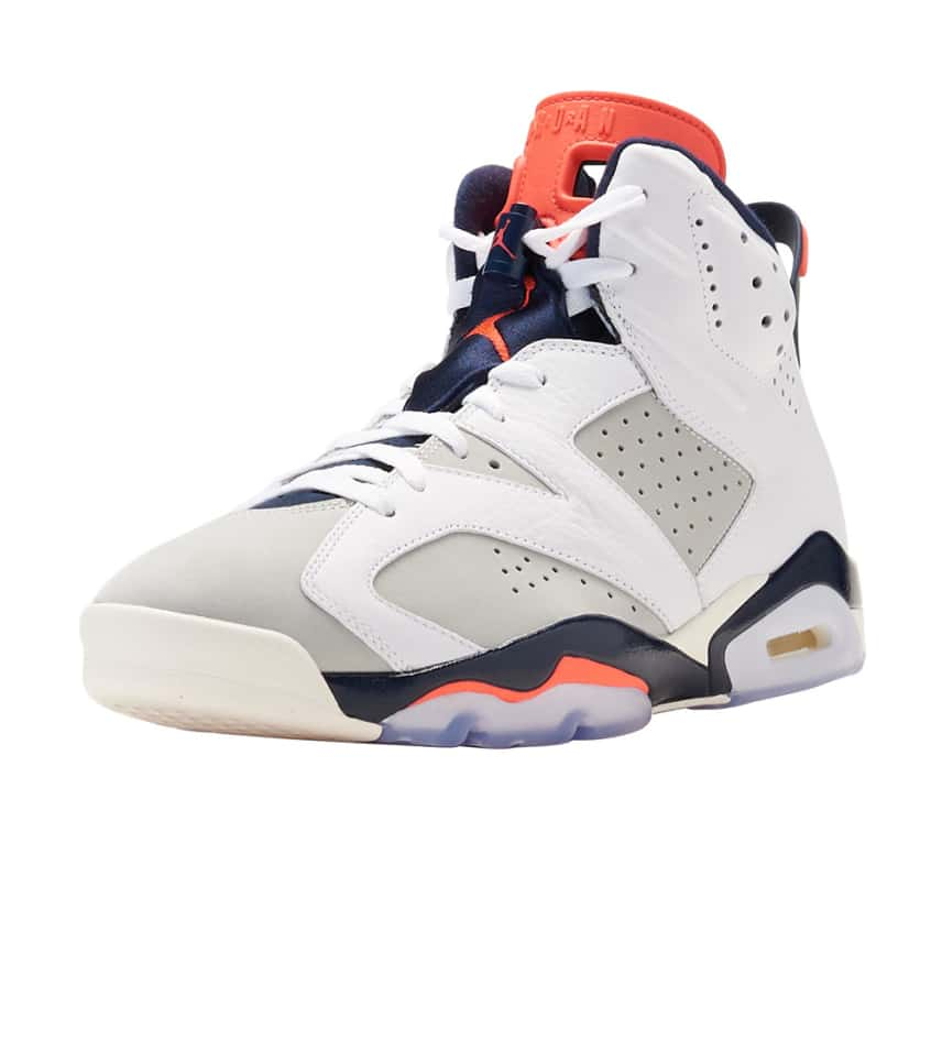 628a324cb8d7 Jordan Air Jordan 6 Retro (White) - 384664-104