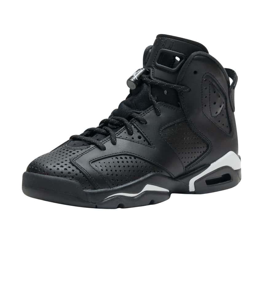 9bd5479f966722 Jordan JORDAN RETRO 6 (Black) - 384665-020
