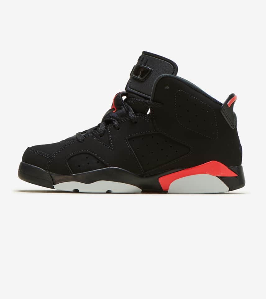 4c7bfde096db Jordan Retro 6 (Black) - 384666-060