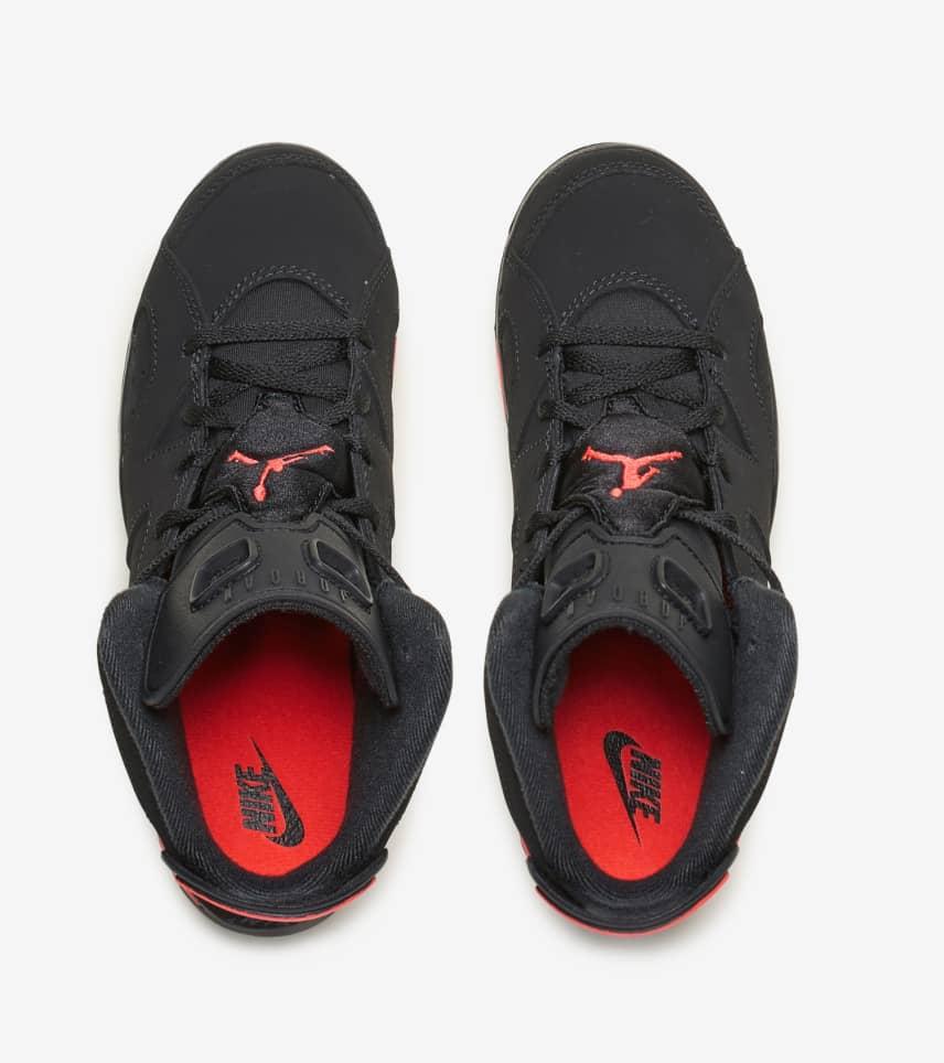 ec686d4e7c093e Jordan Retro 6 (Black) - 384666-060
