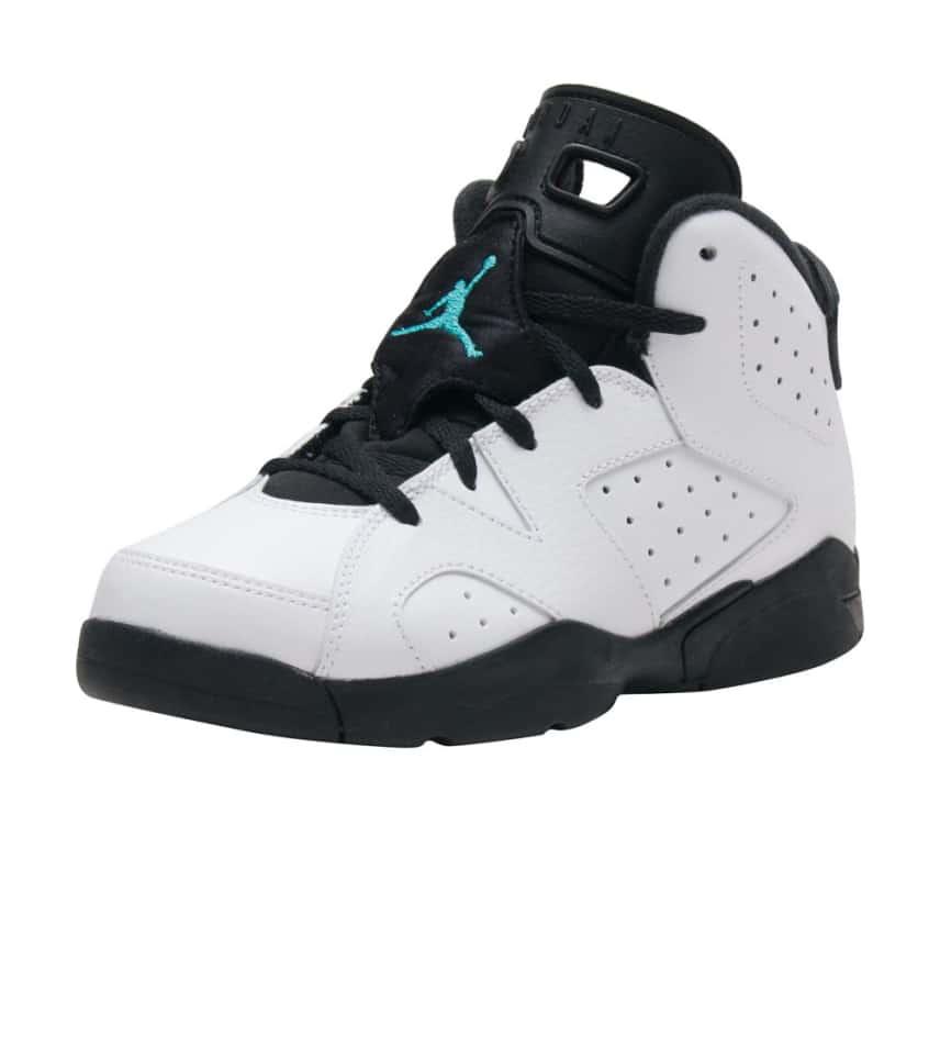 443202426a5095 Jordan RETRO 6 SNEAKER (White) - 384666-122