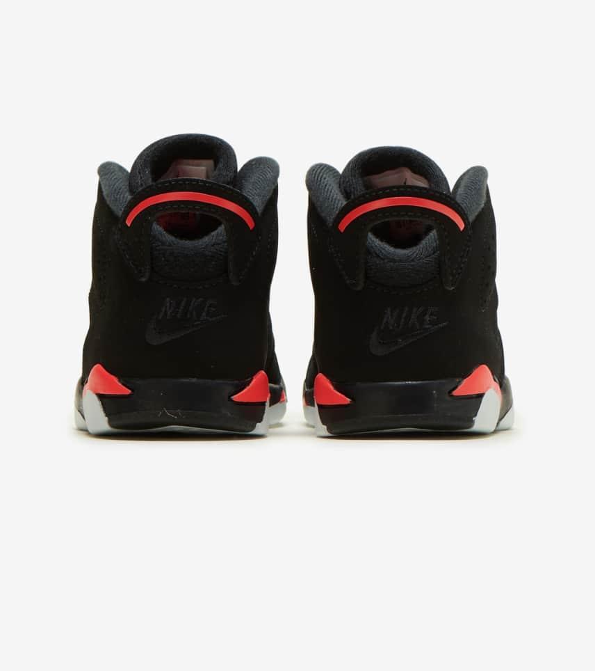 19f3a47f372e Jordan Retro 6 (Black) - 384667-060