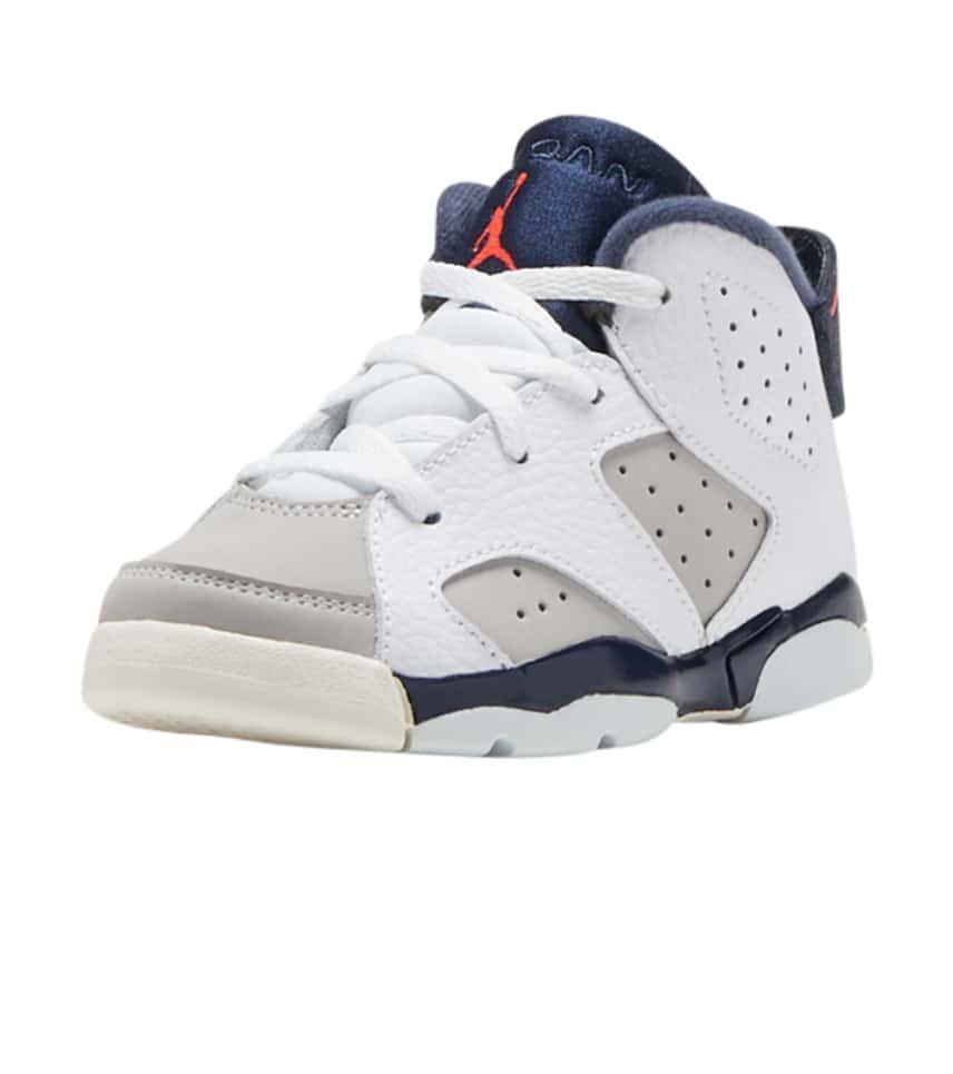 Jordan Retro 6 (White) - 384667-104  2c45e9a7e