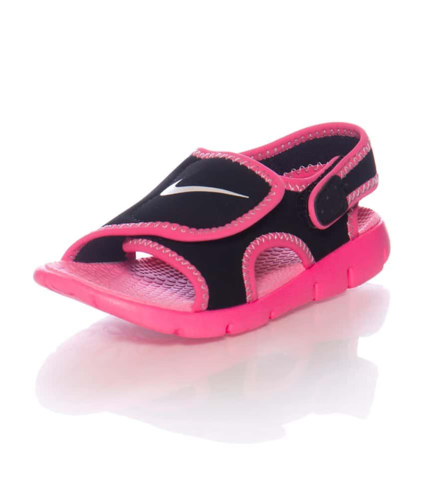 d9499998d1f2 Nike SUNRAY ADJUST 4 SANDAL (Black) - 386521001