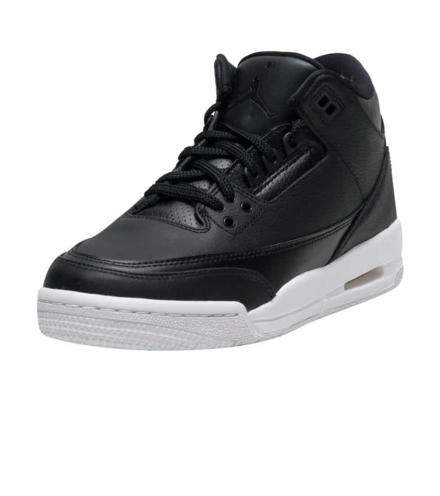 dccf7cffccdf98 Jordan RETRO 3 SNEAKER (Black) - 398614-020
