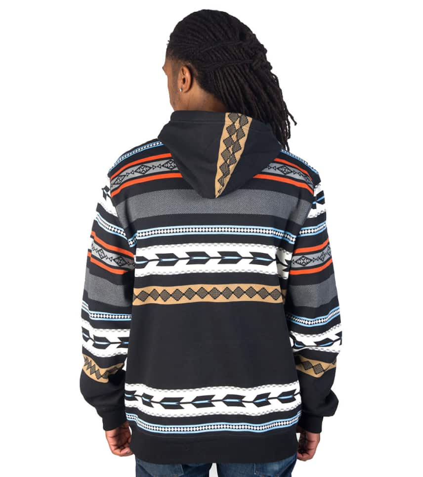 FALLOW ALL-OVER PRINT HOODIE
