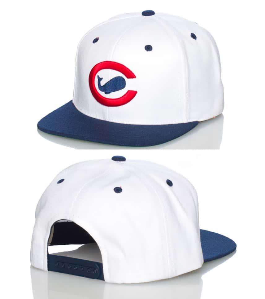 AMERICAN NEEDLE Chicago Whales Minor League Snapback (White ... de3de7ba667