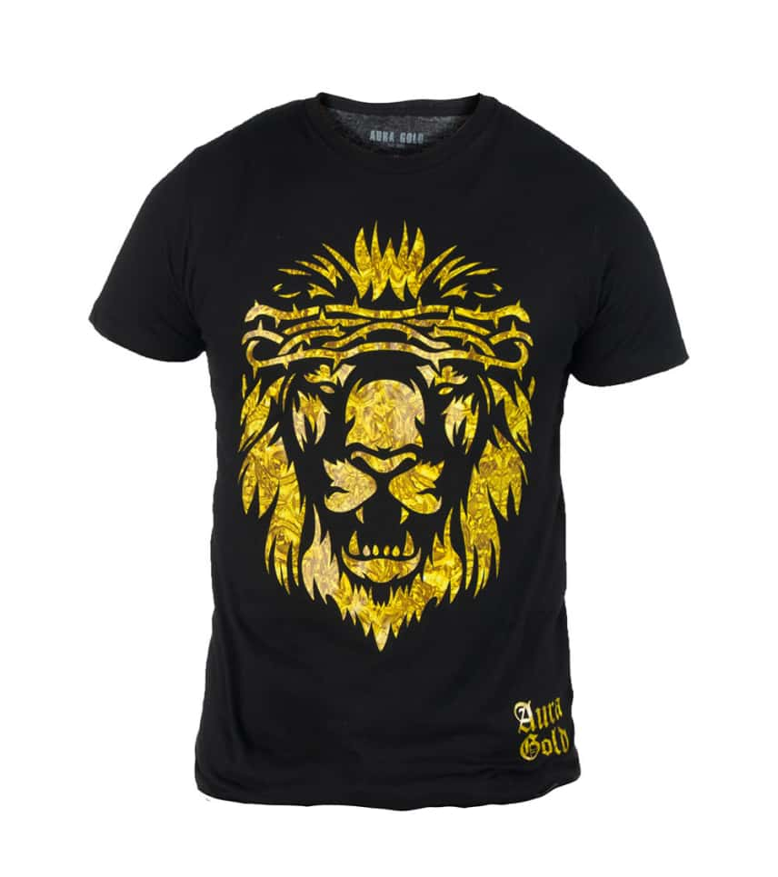 GOLD LION TEE