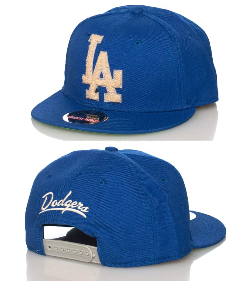 AMERICAN NEEDLE LA Dodgers Mlb Snapback Cap (Royal) - 40607A  b440ac903450