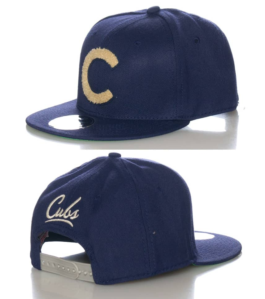 13db82dfae6 AMERICAN NEEDLE Chicago Cubs Mlb Snapback Cap (Navy) - 40607ACHC ...