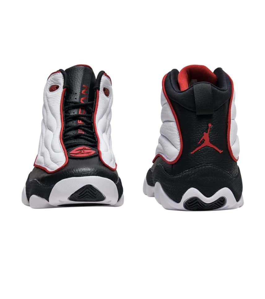 Jordan PRO STRONG SNEAKER (White) - 407285-005  d49cc3645