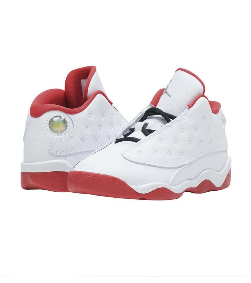bd158a5e2d41 Jordan RETRO 13 SNEAKER (White) - 414581-103