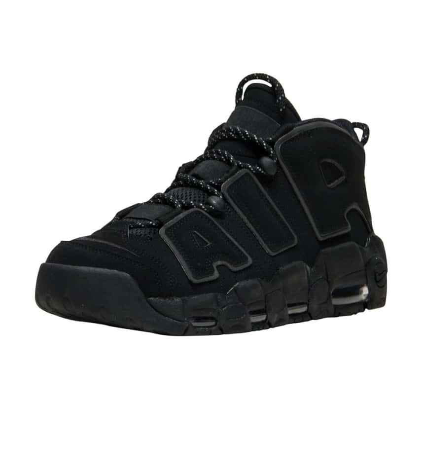 88be185776adf Nike AIR MORE UPTEMPO SNEAKER (Black) - 414962-004