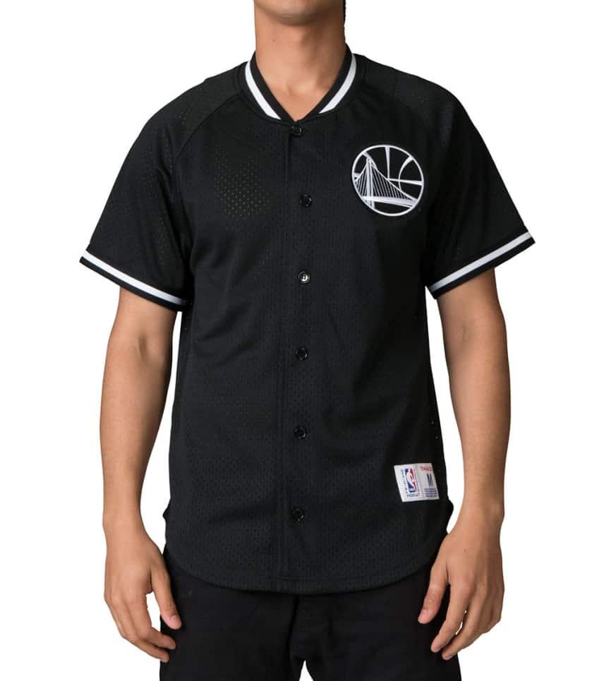 premium selection 4aa60 1af15 Golden State Warriors Baseball Jersey