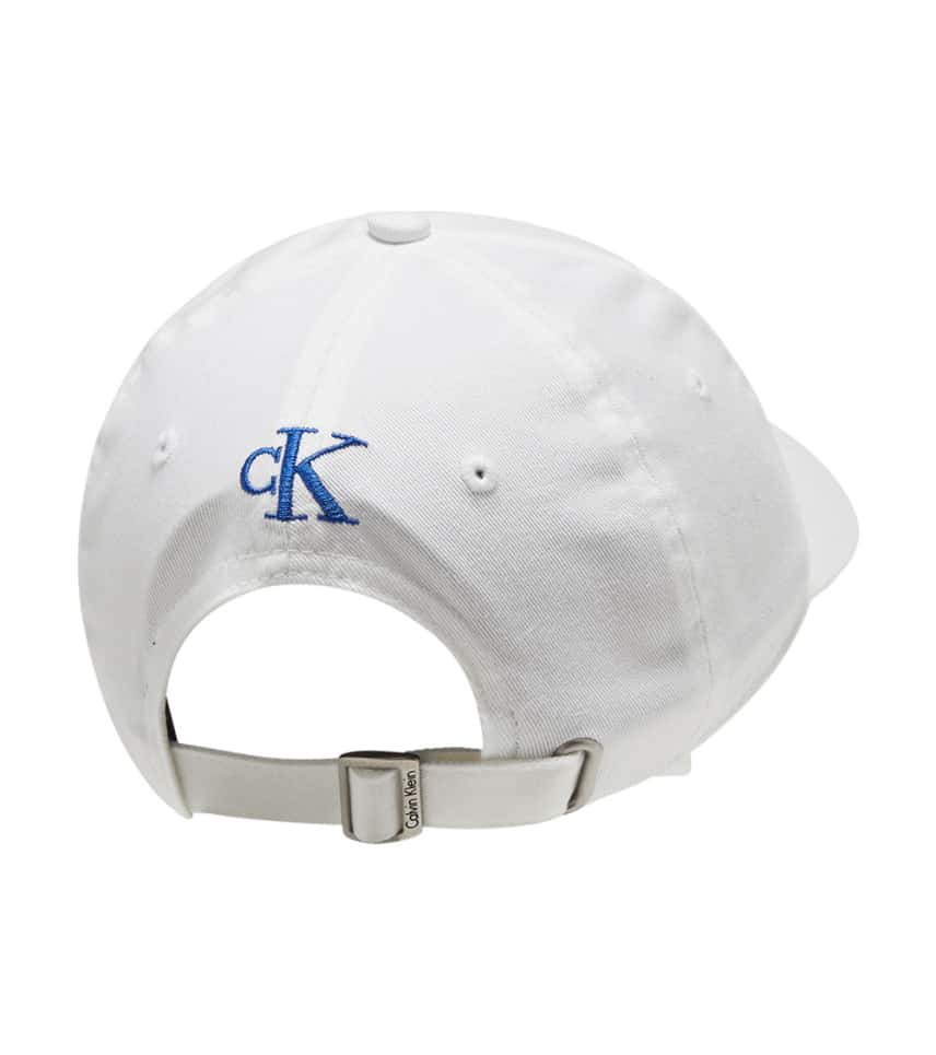 1b116af36ea Calvin Klein Pop Color Twill Logo Hat (Blue) - 41HH911-400