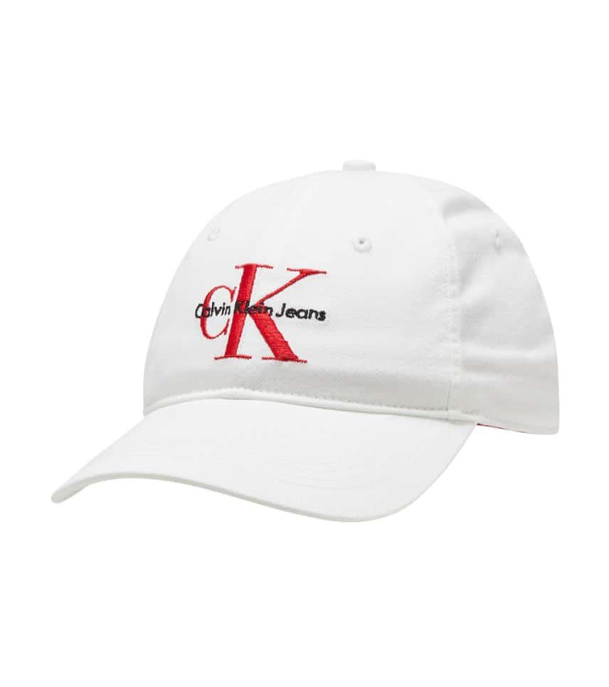 407cc156 Calvin Klein Pop Color Twill Logo Hat (Red) - 41HH911-645 | Jimmy Jazz
