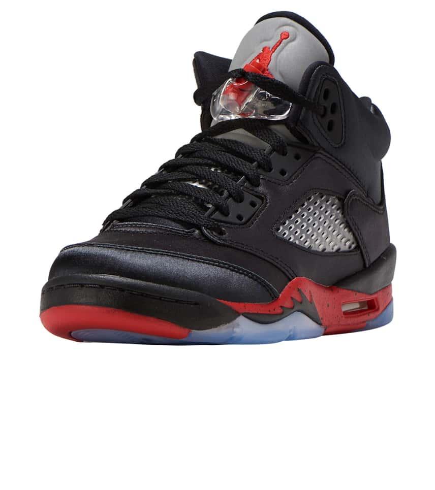 brand new bbb92 ffc9c Jordan Retro 5 (Black) - 440888-006   Jimmy Jazz