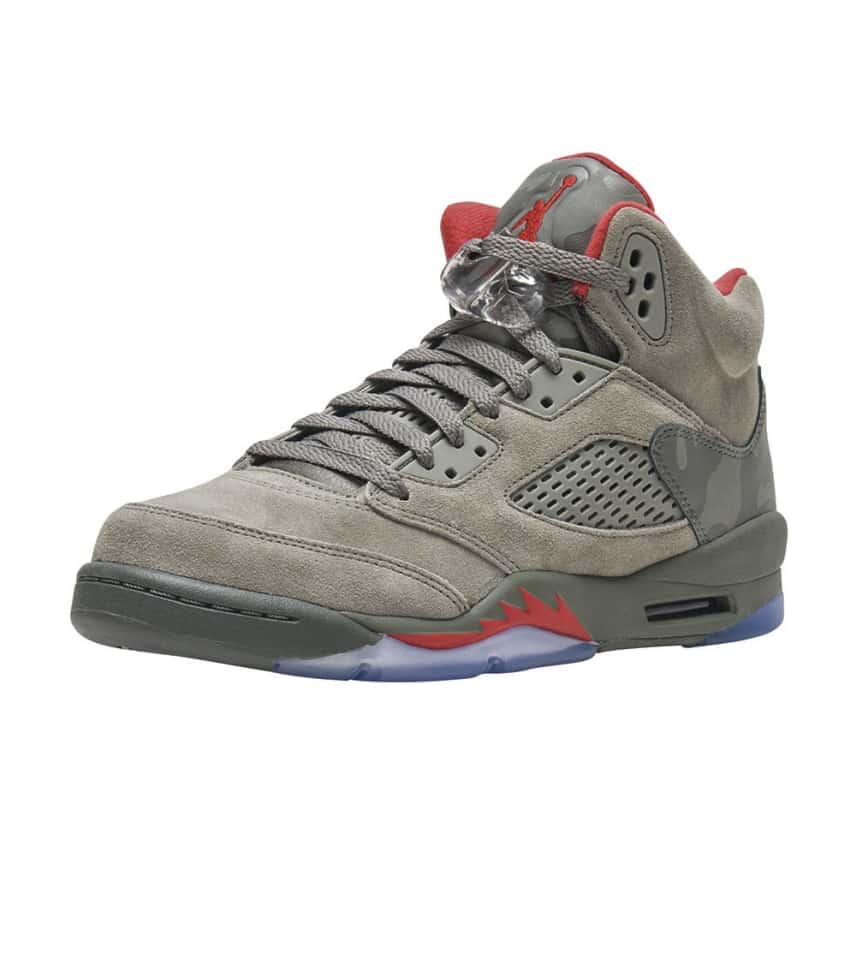 f43726eccea6 Jordan RETRO 5 SNEAKER (Dark Grey) - 440888-051