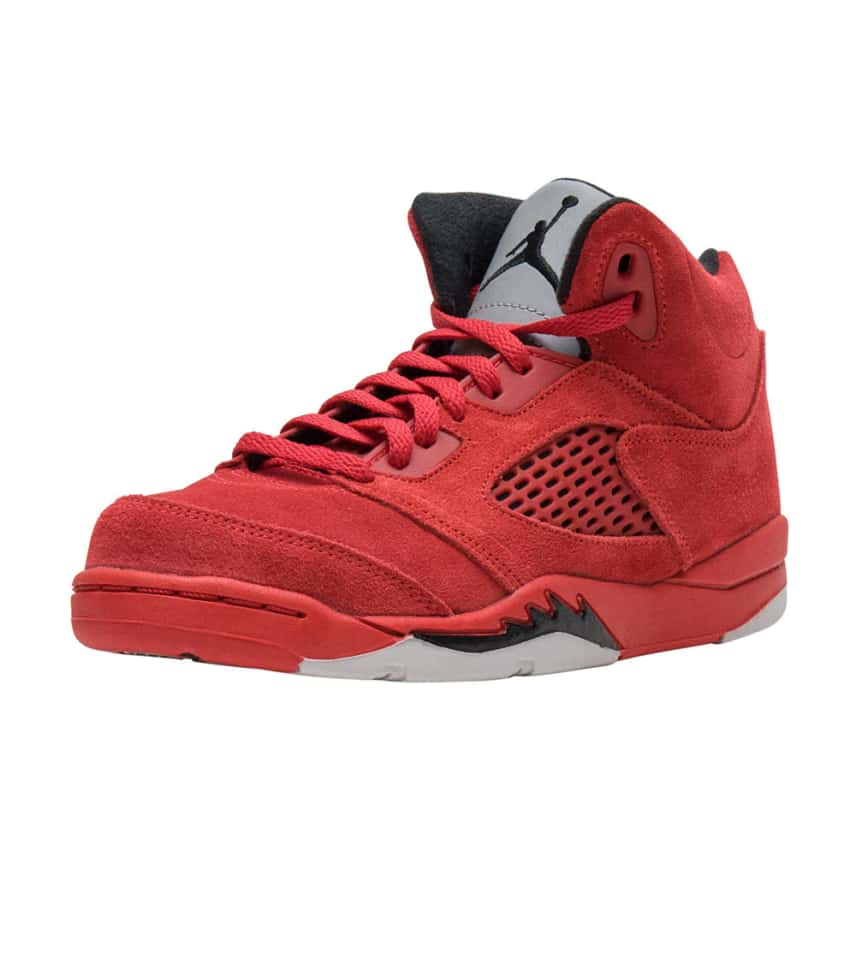 2ab053f740b Jordan Retro 5 Sneaker (Red) - 440889-602 | Jimmy Jazz