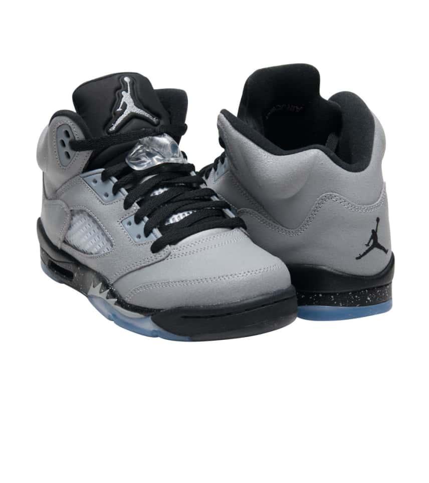 1a504b40513 Jordan RETRO 5 SNEAKER (Grey) - 440892-008   Jimmy Jazz