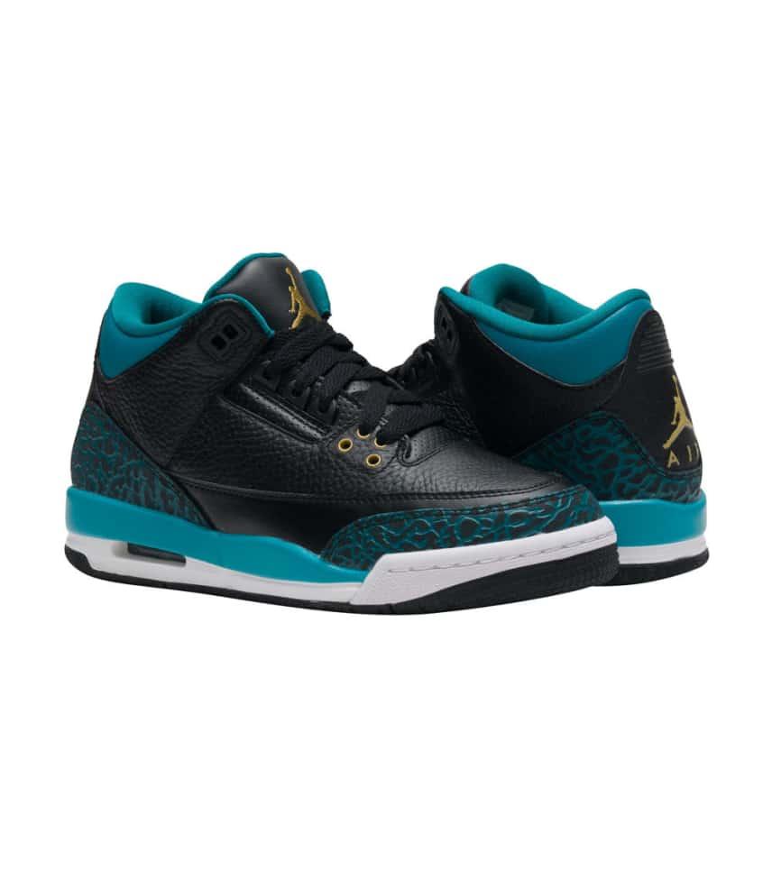 2e437c0b2de4 Jordan RETRO 3 SNEAKER (Black) - 441140-018