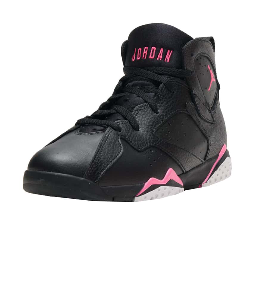 b175d77b357f5 Jordan Retro 7 Sneaker (Black) - 442961-018 | Jimmy Jazz