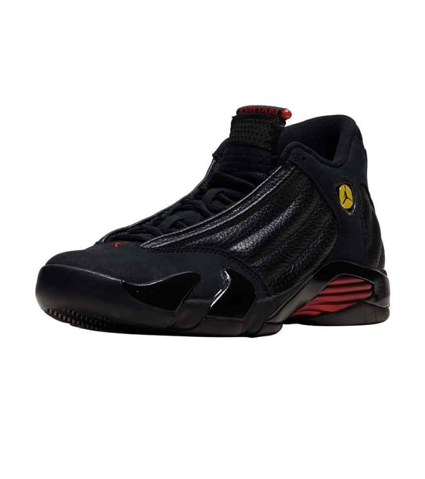50b8160fdeb8 Jordan Retro 14 (Black) - 487471-003