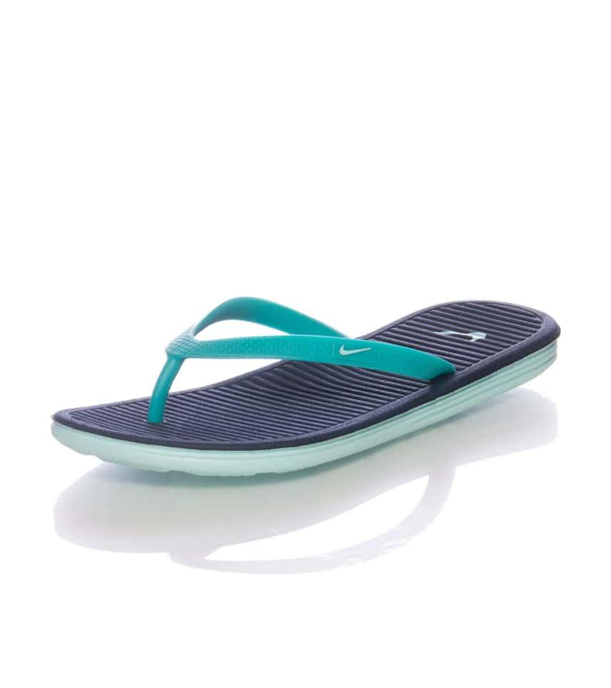 b6dc7cfc41557 Nike SOLARSOFT THONG II SANDAL (Black) - 488161403