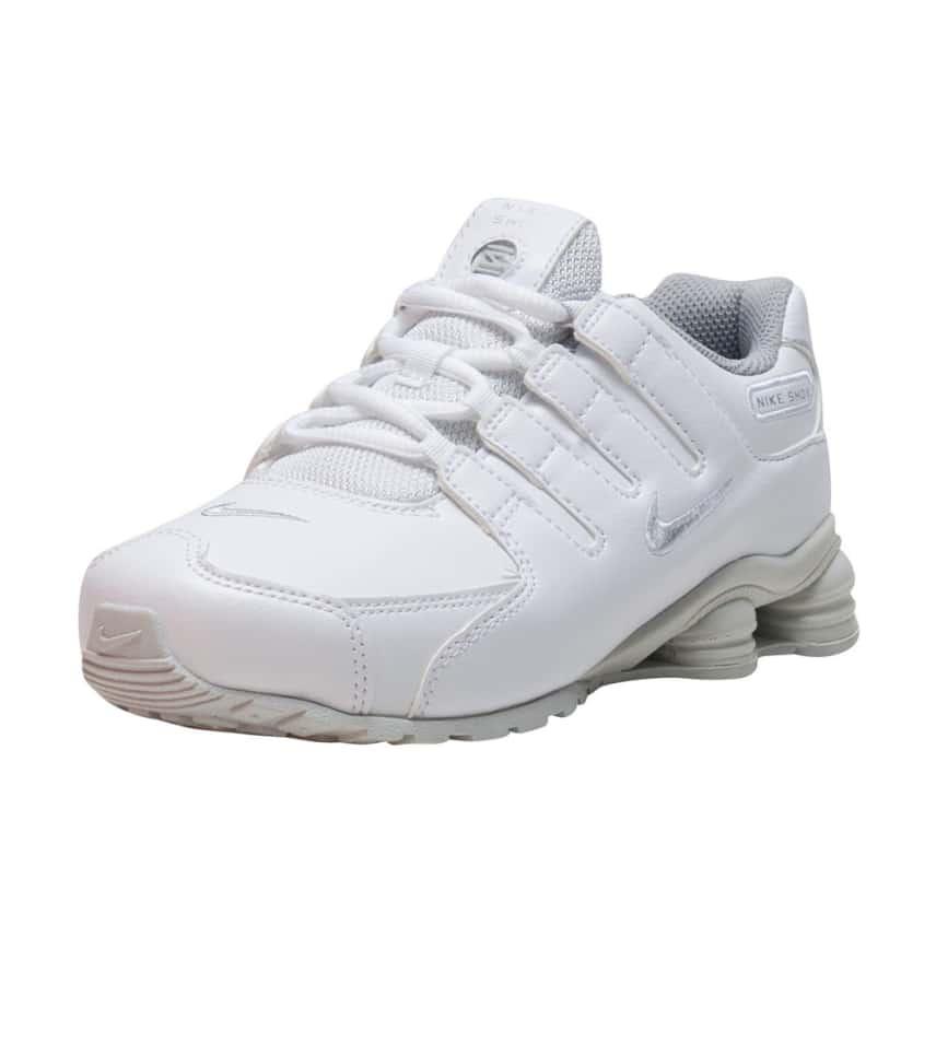 6d79a7a842b9 Nike SHOX NZ SMS SNEAKER (White) - 488309-106
