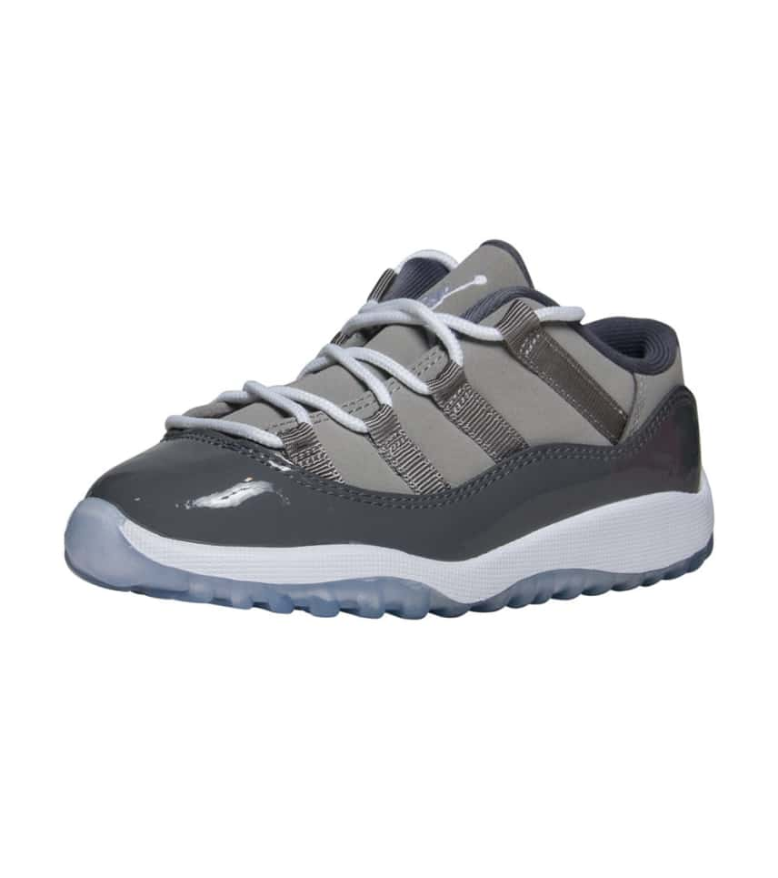 8643051e953 Jordan Jordan Retro 11 Low (Grey) - 505836-003 | Jimmy Jazz