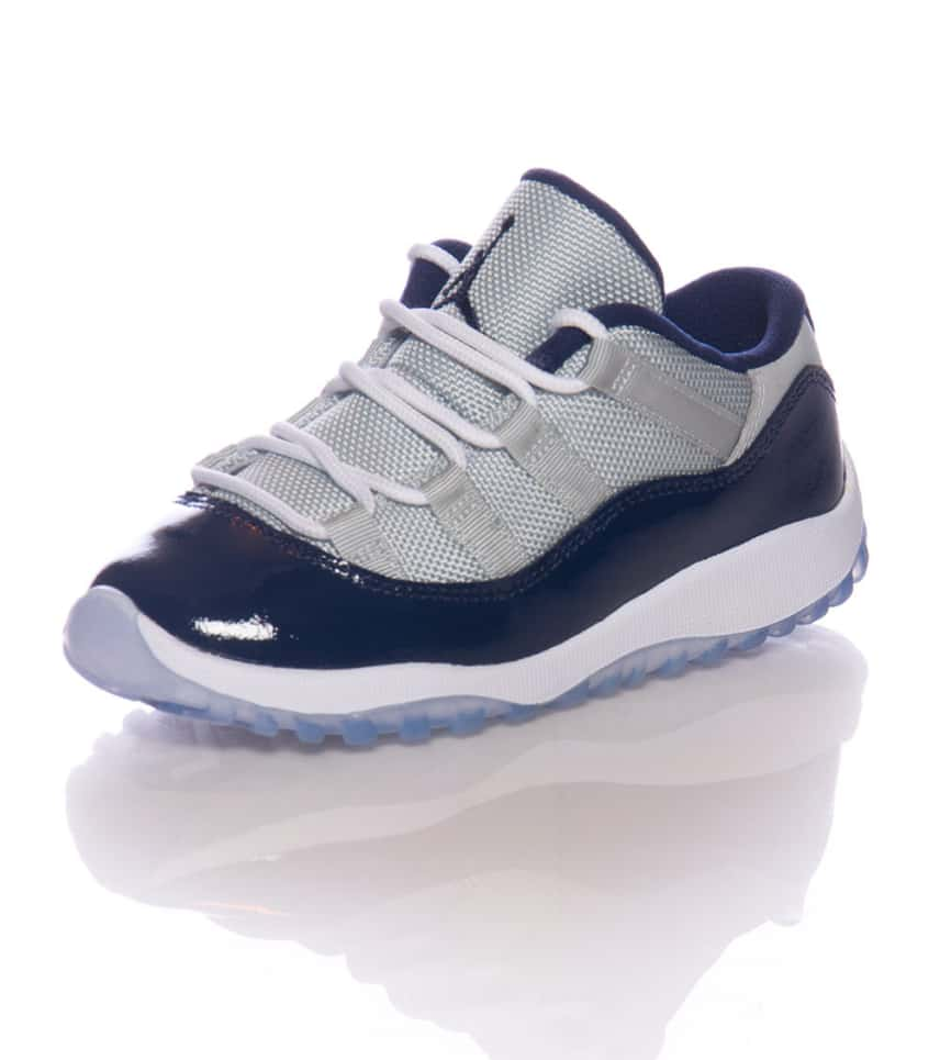 485f3d40ce60 Jordan RETRO 11 LOW GEORGETOWN SNEAKER (Grey) - 505836007