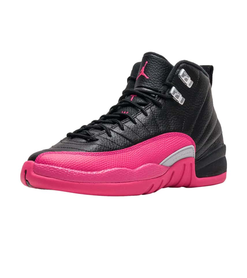 f2386987d92 Jordan Retro 12 Sneaker (Black) - 510815-026   Jimmy Jazz