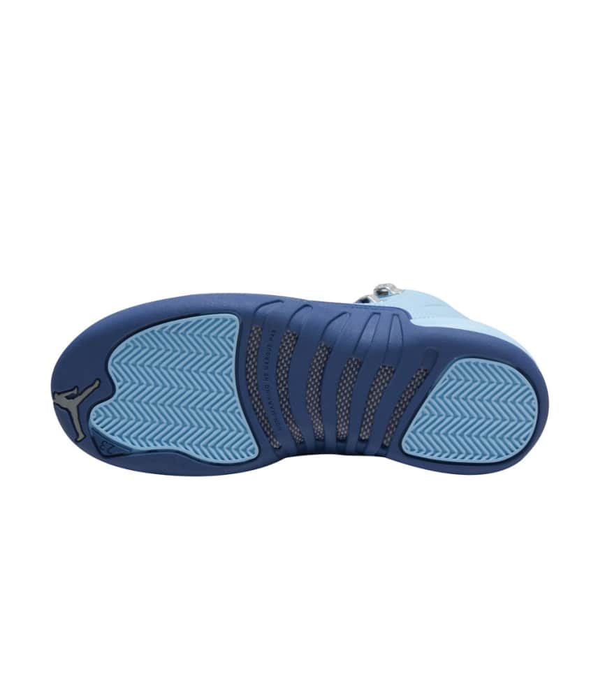 Jordan RETRO 12 SNEAKER (Medium Blue) - 510815-418  1cdd80ad6