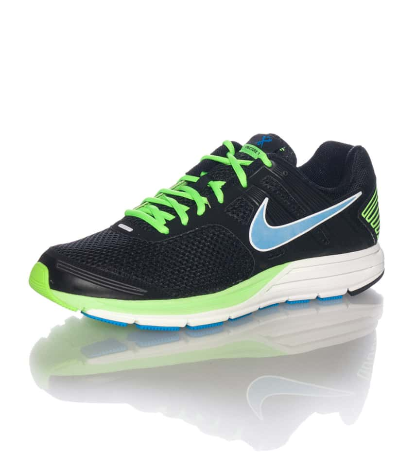 3062f4a81bc0 Nike ZOOM STRUCTURE +16 SNEAKER (Black) - 536843043