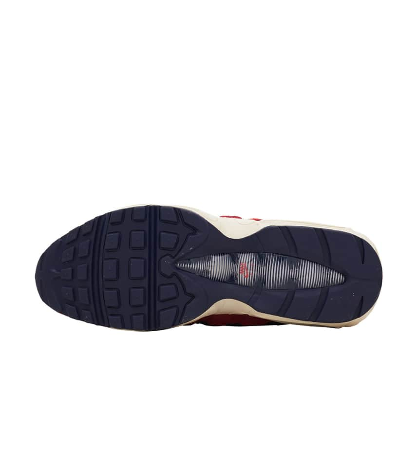 0d2de5c522 Nike Air Max 95 PRM (Red) - 538416-603 | Jimmy Jazz