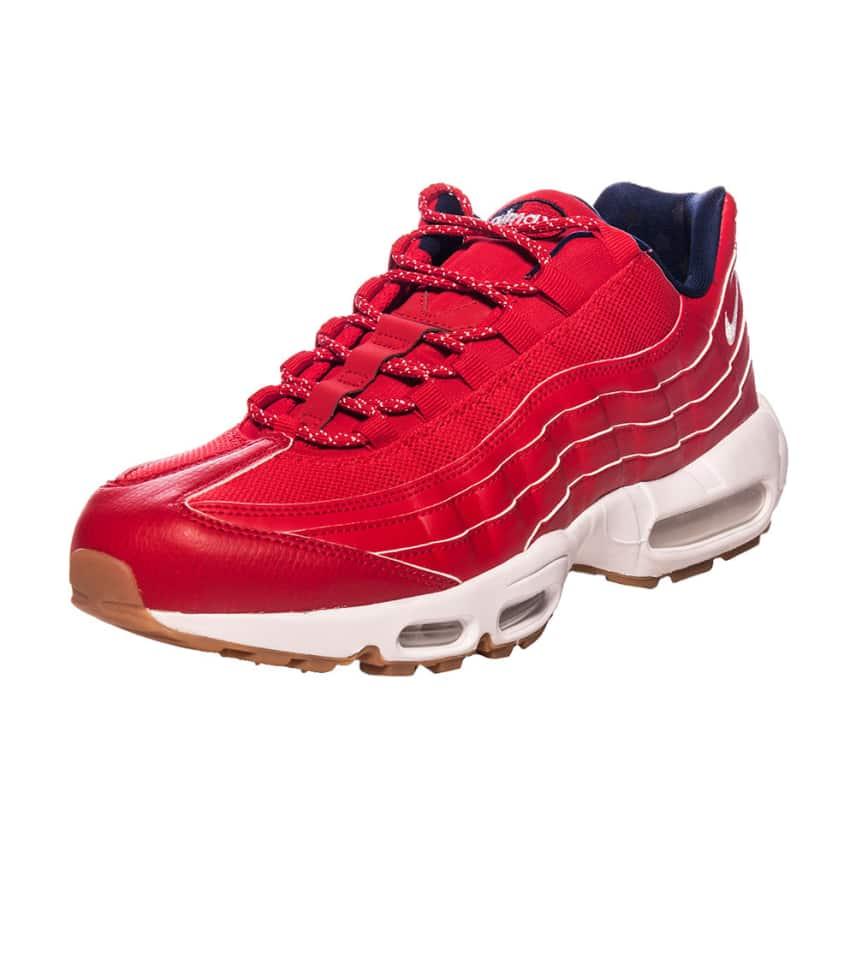 6276f9831944 Nike AIR MAX 95 PRM SNEAKER (Red) - 538416-614