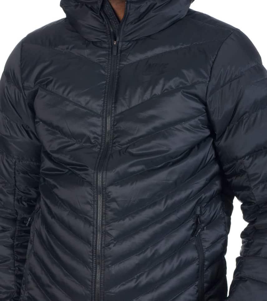 NIKE SPORTSWEAR Cascade Down Jacket (Black) - 541456  2170f636d8f4