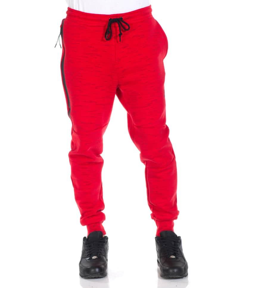 d5ccbde3dabe Men S Nike Tech Fleece Pants Red - Best Style Pants Man And Woman