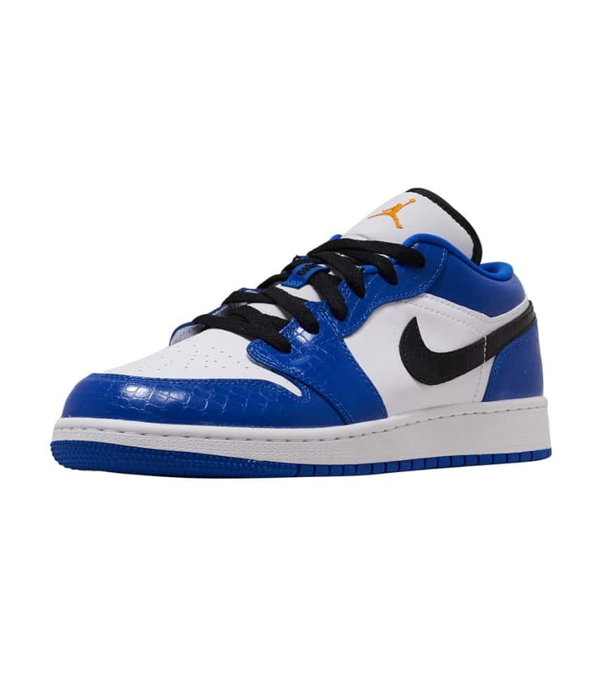 a5a0a44053892 Jordan Retro 1 Low (Blue) - 553560-401