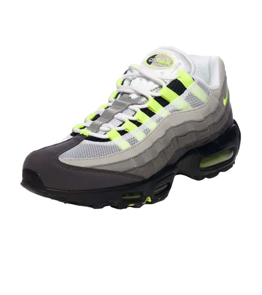 22b23134ff Nike AIR MAX 95 OG SNEAKER (Grey) - 554970-071 | Jimmy Jazz