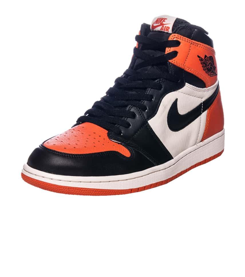 ebc21c610a52d Jordan RETRO 1 OG SNEAKER (Orange) - 555088-005