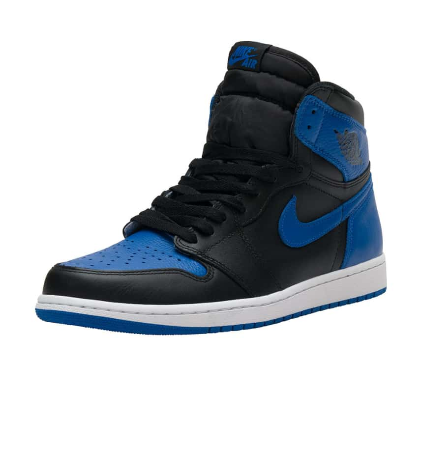 672a1f39ec5b Jordan Retro 1 High OG (Black) - 555088-007