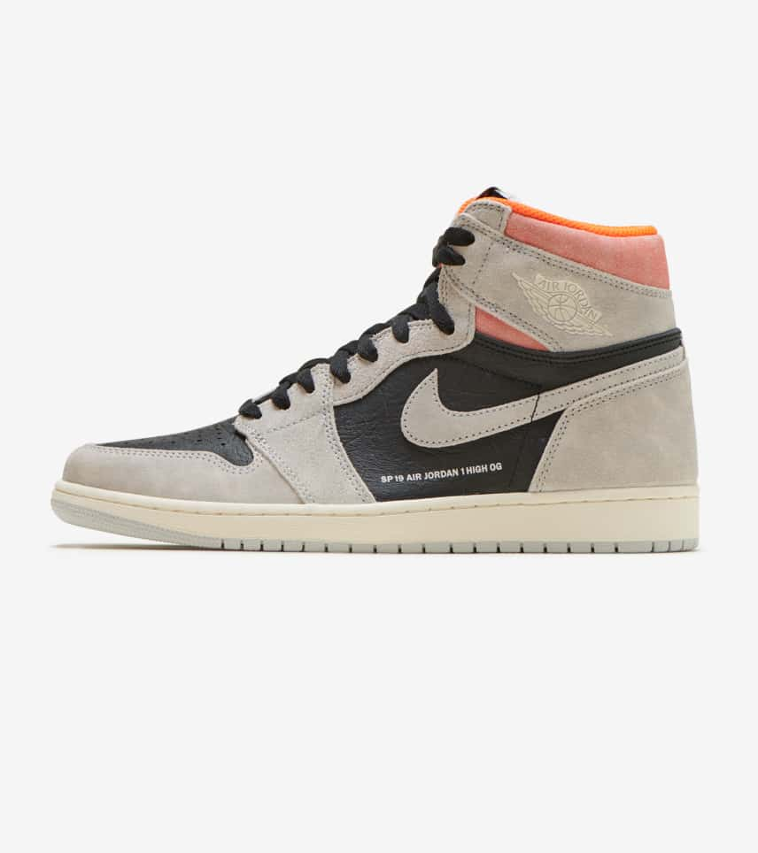 efdabfc6ad55 Jordan Retro 1 High OG (Grey) - 555088-018