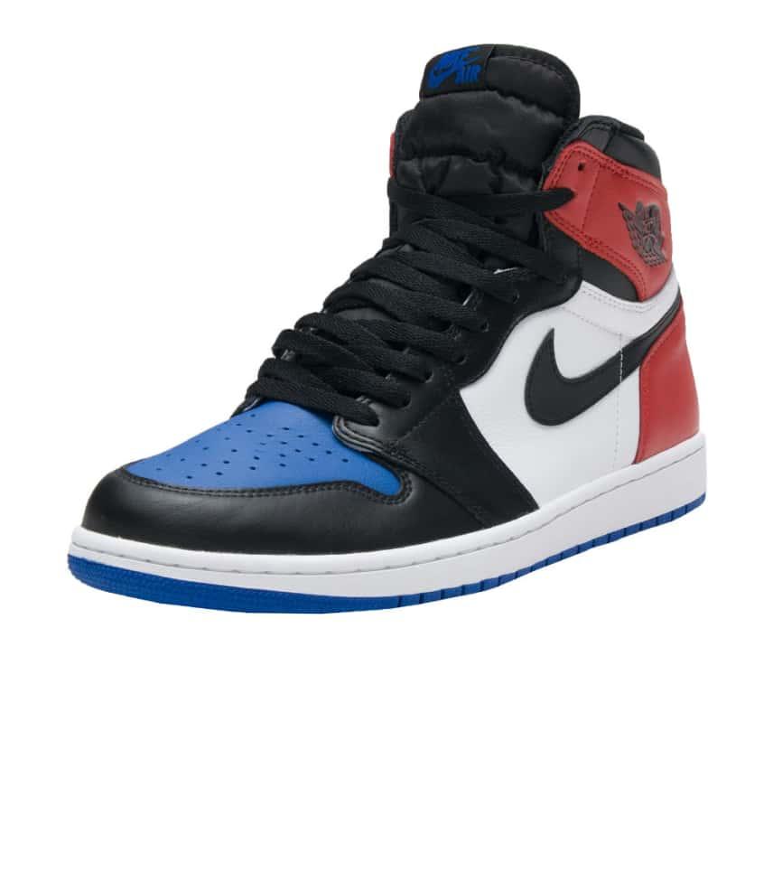 6ad5de452a21 Jordan RETRO 1 HIGH OG (Black) - 555088-026