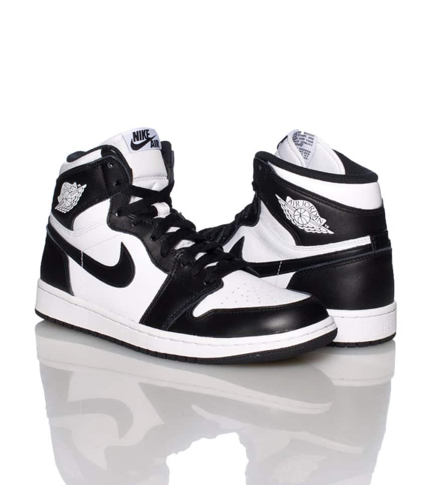 Jordan Retro 1 OG Sneaker (White) - 555088010  2d78bd02b6f8