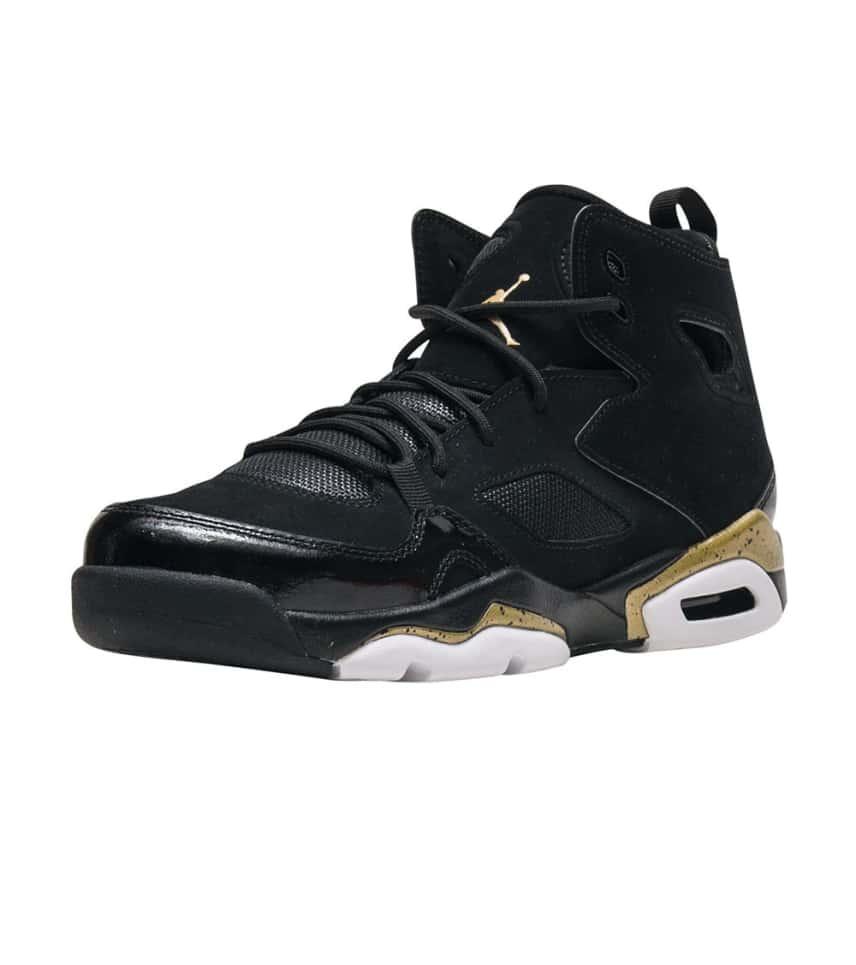 Jordan Flightclub  91 Sneaker (Black) - 555472-031  7e9348ff634f