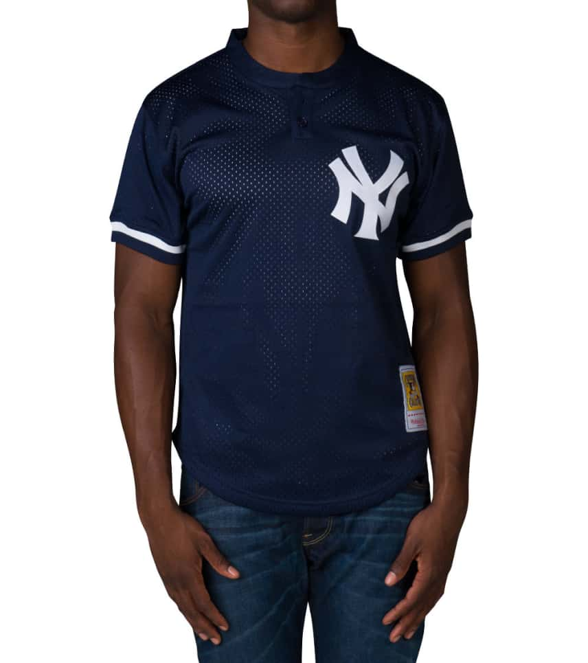 ce943e65fff ... Mitchell and Ness - Tops - NY YANKEES 1995 DON MATTINGLY JERSEY ...