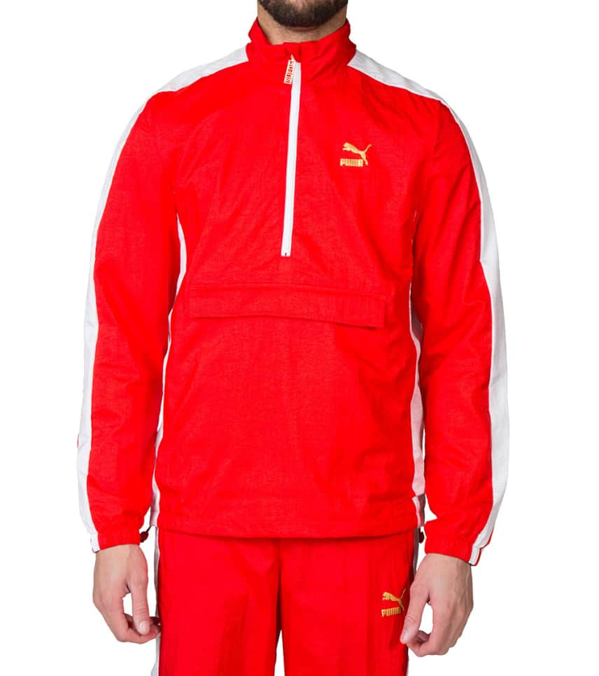 5d63be56d130d4 Puma T7 BBOY TRACK JACKET (Red) - 57497942-600