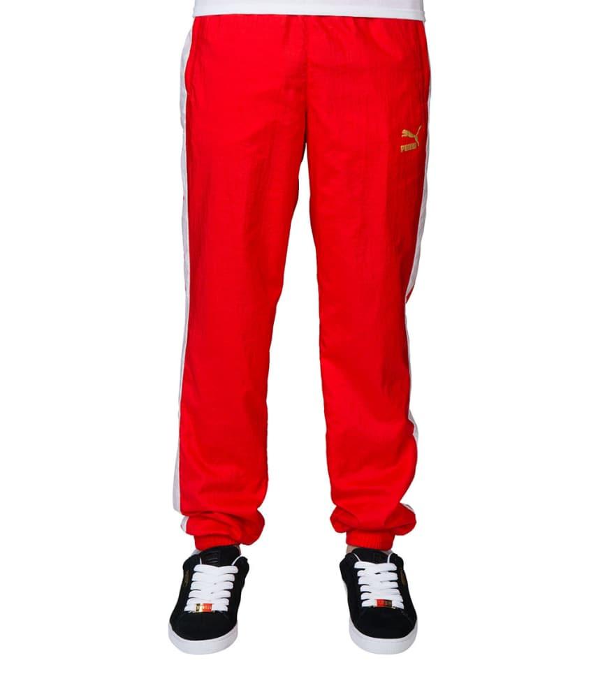443c9c6262d1 Puma T7 BBOY TRACK PANTS (Red) - 57498042